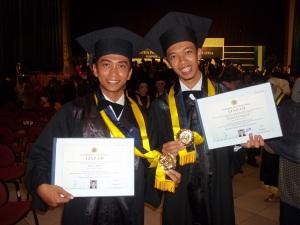 Duo Ganteng, @kangridwan19 & @maspram_blora