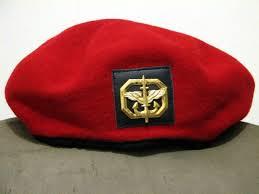 baret merah
