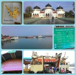Masjid Raya - Pelabuhan Ulee Lheue - tourism gudie - kapal Feri