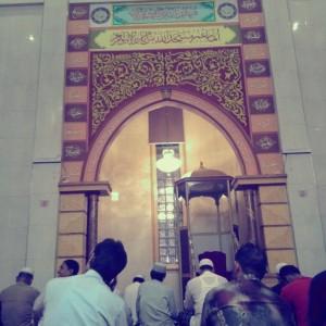 Masjid Kauman, Medan Helvetia