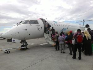 Pesawat Medan - Banda Aceh